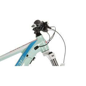 Cube Access Hybrid EXC 500 Elcykel MTB Hardtail Dam blå